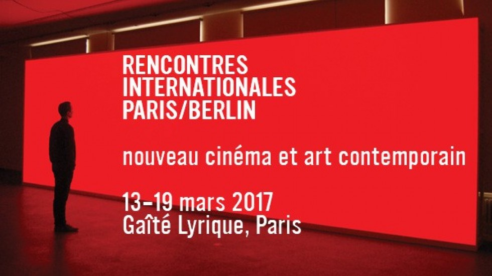 Rencontres internationales paris 2018